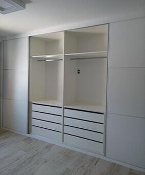 Closet Planejado Para Dormitório
