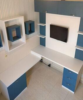 Mesa Para Dormitório Planejada